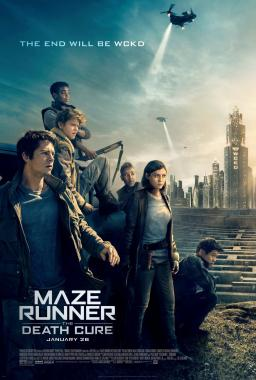 Maze Runner: The Death Cure Online Subtitrat