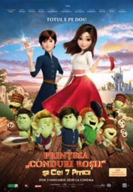 Red Shoes and the Seven Dwarfs Online Subtitrat In Romana