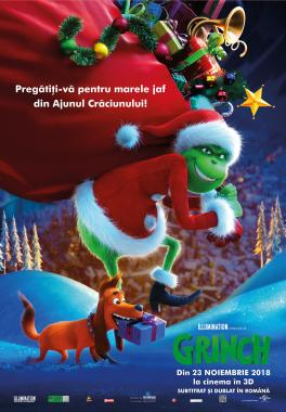 The Grinch 2018 Online Subtitrat In Romana