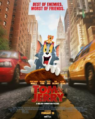 Tom and Jerry (2021) Online Subtitrat In Romana