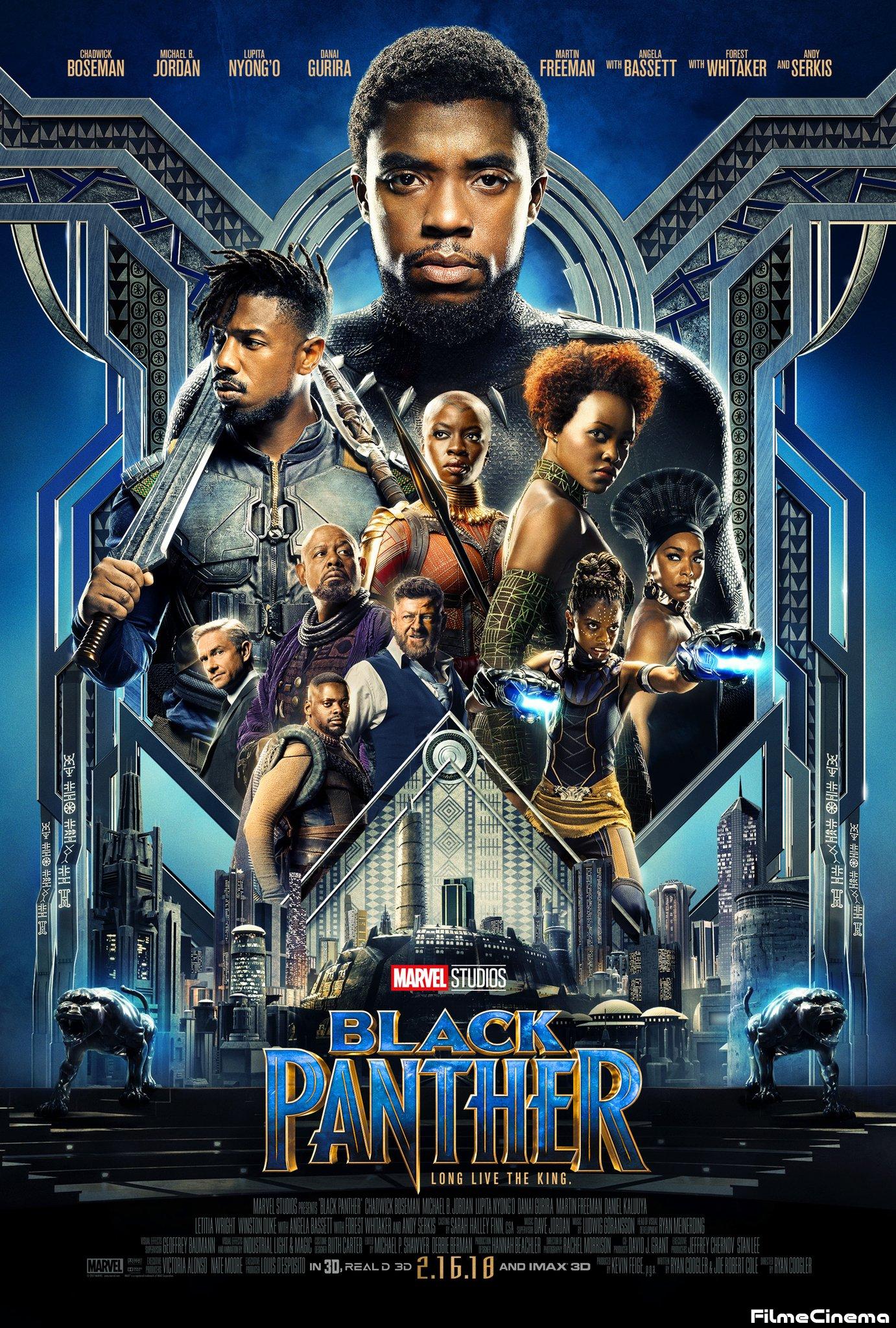 Black Panther Online Subtitrat In Romana