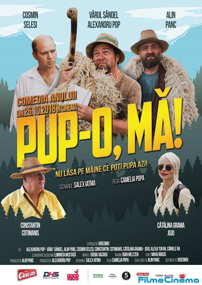 Pup-o, ma! Online HD