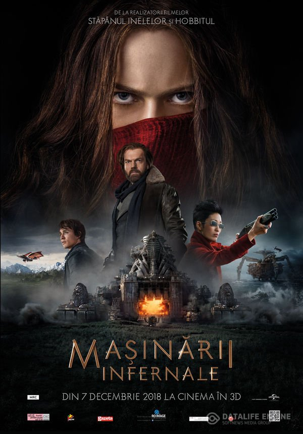 Mortal Engines Online Subtitrat In Romana