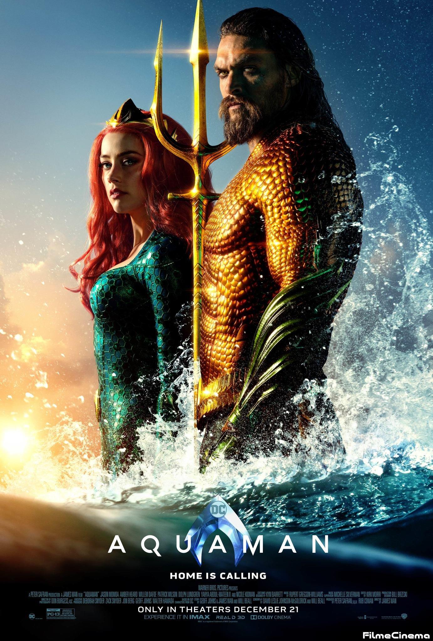 Aquaman Online Subtitrat In Romana